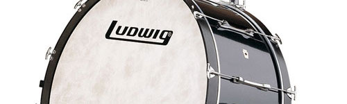Ludwig Concert Drums